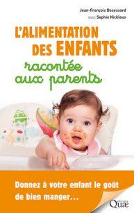 Extrait L'alimentation des enfants racontée aux parents - Néophobie