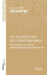 Les sciences face aux créationnismes, nouvelle édition