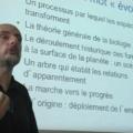 Conférence de Guillaume Lecointre sur Les sciences face aux créationnismes